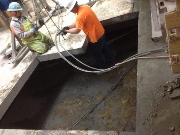 suspended slab